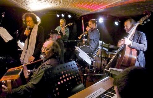 Guy Ciancia et ses musiciens