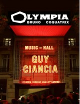 Guy Ciancia à l'Olympia