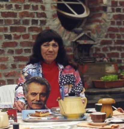 Brassens chez elle en 1999
